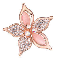 New High Quality Rhinestone Brooch For