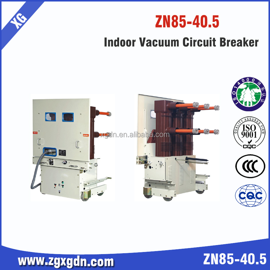 Switchgear Zn85 Indoor Hv Vcb China Top 100 Factory