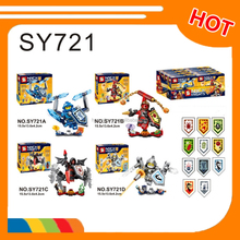SY721 hot sale building blocks figures Building Blocks Minifigures children Toys Blocks