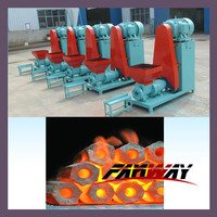 FANWAY charcoal briquette extruder machine price