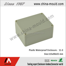 IP65 ABS Plastic Waterproof Electrical Junction Box