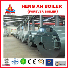 Steam Output and New Condition Natural Gas Steam Boiler for ethyl-alcohol production