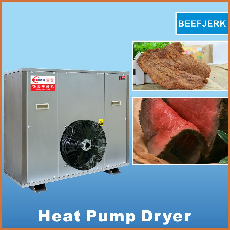 air source heat pump dryer/ meat processing machine/ beef jerky drying machine