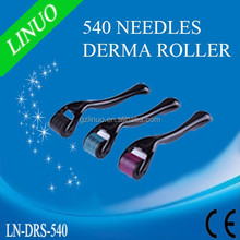 2015 HOTTEST! professional +powerful 540 needle dns derma roller ,dts derma roller