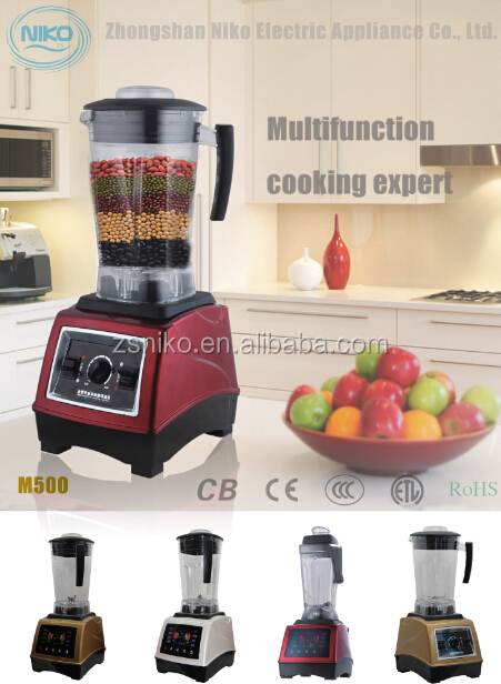 2016 New Blender Food Blender Mixer Blender Juicer Kichen Living Mixer Blende