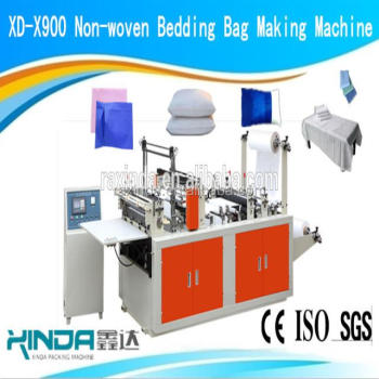2017 Non-woven Pillowcase Making Machine