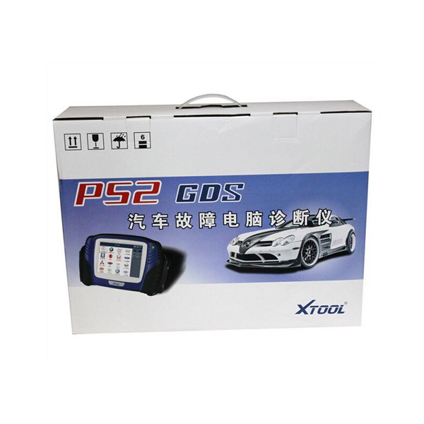 high quality 100% Original Xtool PS2 <strong>G</strong>-DS Gasoline Version Car Diagnostic Tool ps2 gd-S Update Online