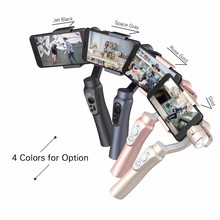 Individualized Multi-color 3-Axis Handheld smartphone estabilizador Zhiyun Smooth Q phone gimbals/stabilizers for iphone x