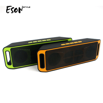 Eson Style hoverboard segway 2 speakers 6W power Bluetooth speaker portable mp3 player sound system bluetooth receiver for ipad