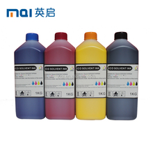 1000ml Compatible DX4 DX5 DX7 Print Head Eco Solvent Printing Ink for Epson Roland Mimaki Mutoh Printer