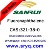 High Purity Duloxetine intermediate Fluoronaphthalene cas 321-38-0