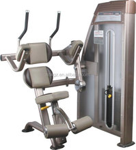 Q-9011 abdominal crunch gym machine