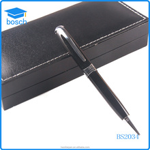 Personalised metal pen gift set ball point pen set any company logo ball pen