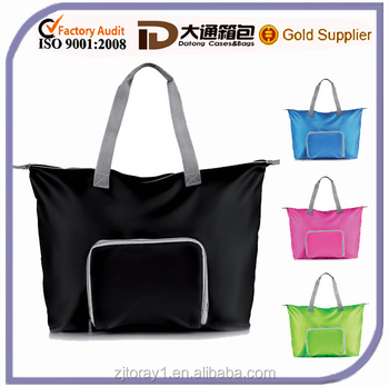 New Design Foldable Price Of Travel Bag