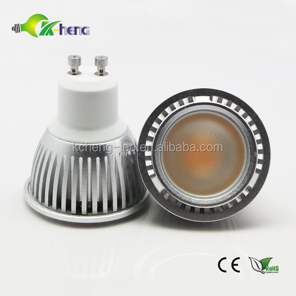 LED 5W 6000K WHITE ENERGY SAVING LED LIGHT BULB SPOT LAMP