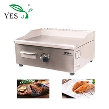 electric countertop kitchen equipment grill commercial gas flat top griddle