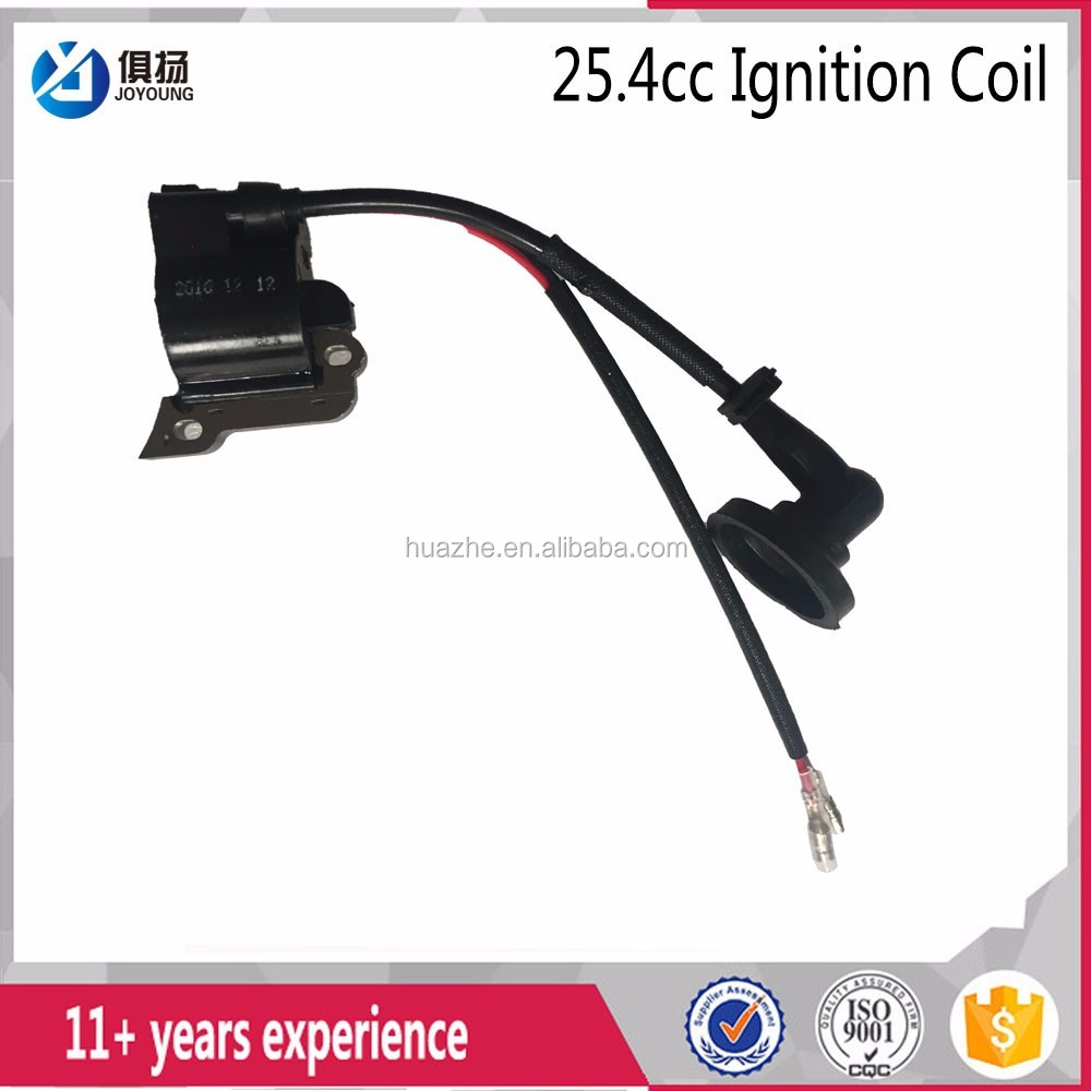 25.4cc 26cc weed cutter/eater grass trimmer ignition coil fits for Stil Husqva Echo Honda TU226 TL26 1E34F engine