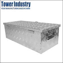 OEM Aluminum Trailer Tongue Toolbox