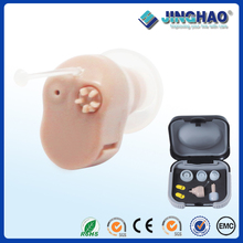Medical personal listening device CIC invisible wireless in the ear hearing aid