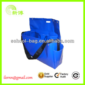 Tarpaulin Waterproof Tool Bag With Cover