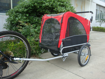 bicycle trailer for pet