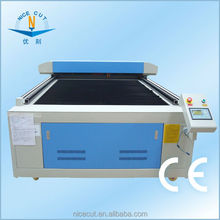 1318 High high quality fabric wood paper acrylic cutting laser machine /laser wood burning machine