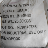Factory to provide free samples of sodium nitrite