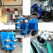 Easy Operation self priming water lifting pump With Spraying Gun