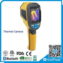 Practical infrared thermal imaging camera for outdoor indoor application