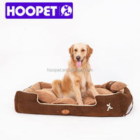 Pet bed Suede Fabric china fashion pet cooling bed
