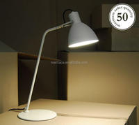 modern table work lamp with base switch zhongshan