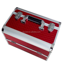 2015 hot selling aluminum Cosmetics Box/New arrival aluminum makeup cases