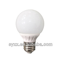 Ceramic Global Bulb G50 5W E27 , Super Brighter !