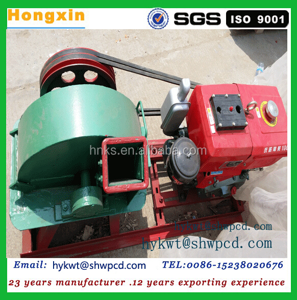 good used wood shaving machine for animal bedding