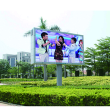 High brightness waterproof full color P8 P10 Outdoor advertising China LED display Screen price Hot Sell In India