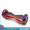 8 Inchs bluetooth red hoverboard with side led light Flash B3