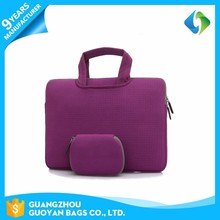 Waterproof new stylish multi colors lightweight laptop messenger bag