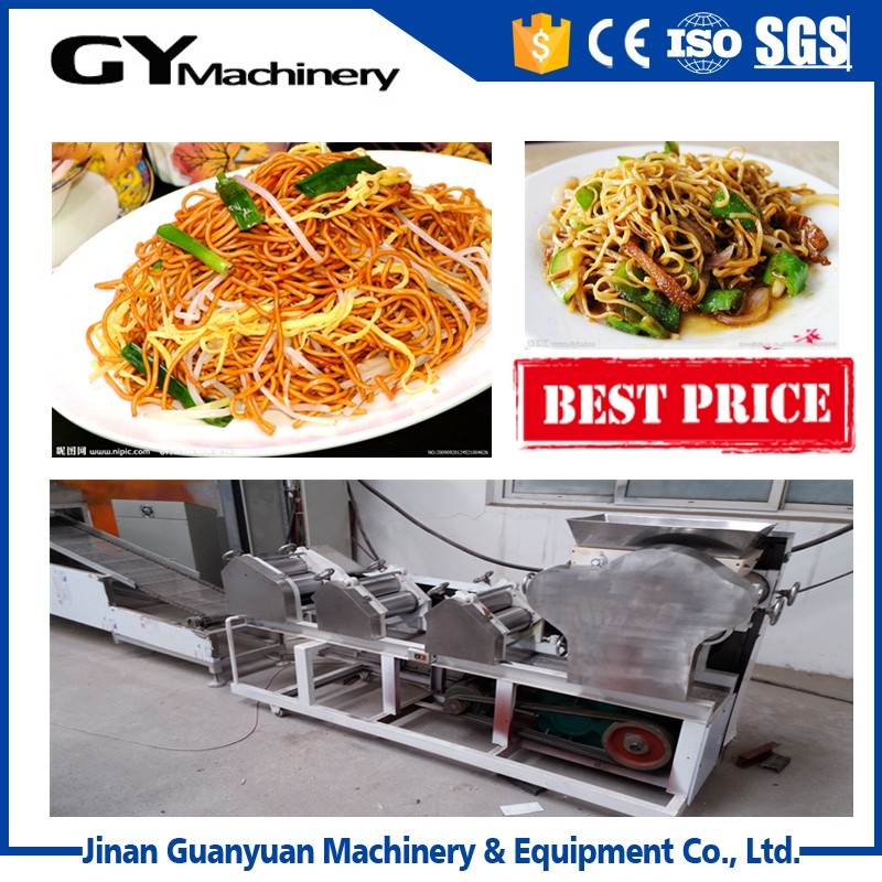 China manufacturer chow mein machine/automatic chow mein equipment