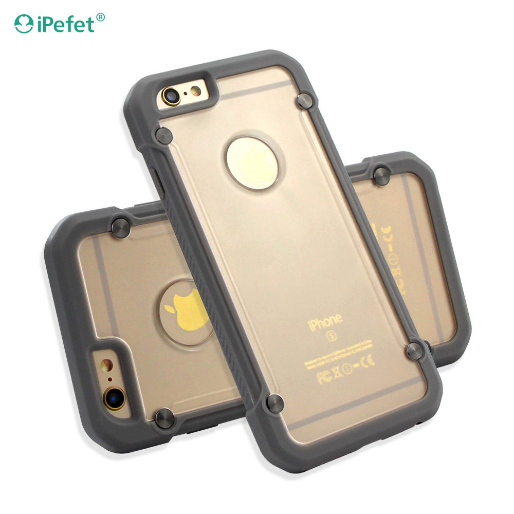 Guangzhou Manufacture Price Super Protective Cover for iphone 7 armour case