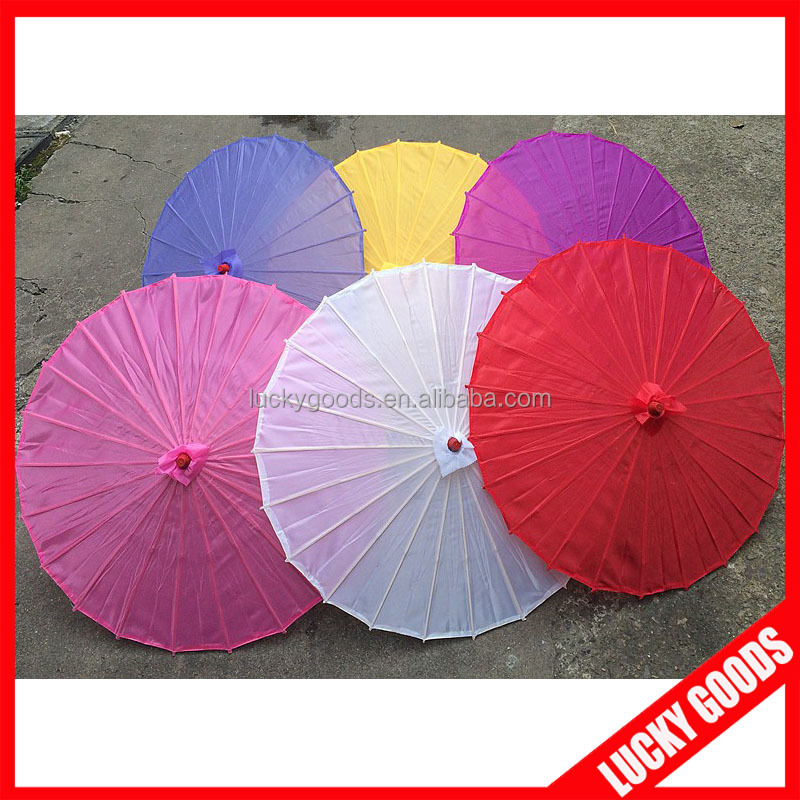 hot sale decorative chinese umbrellas for wedding