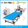 italy hsd spindle cnc router best cnc cabinet machine