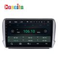 Dasaita 10.2''Car GPS for Peugeot 208 2008 with Android 6.0 octa core 2G RAM auto multimedia Stereo SAT nav Wifi