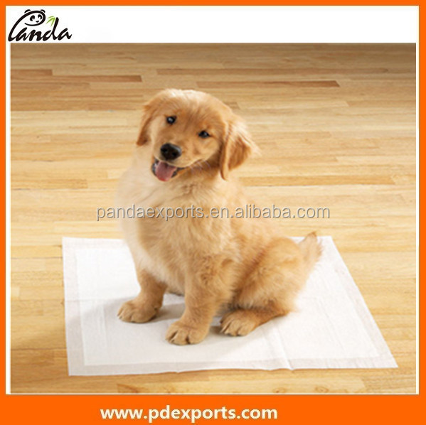 Competitive Price High Quality Disposable Pet Puppy Training Pad Manufacturer from China, factory price