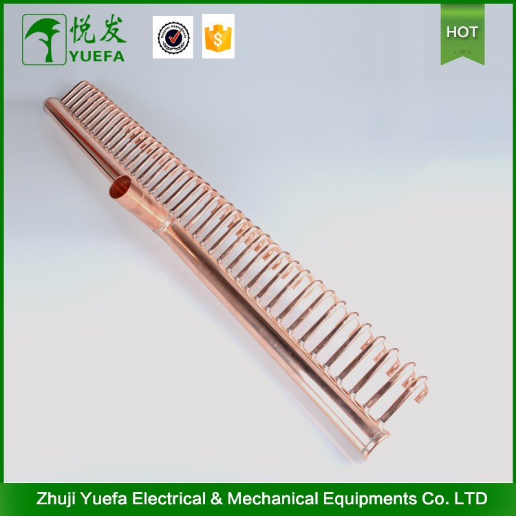 "Mechanical Parts Intake Exhaust 1"" Copper Manifold"