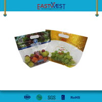 fruit pouch package with handle zipper ziplock preservation bag