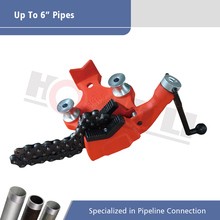 H402 pipe chain vise