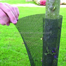 HDPE tree tube mesh tree protection mesh with uv added