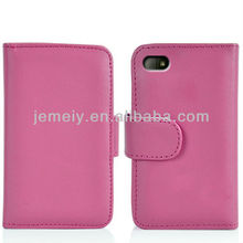 For Blackberry Q10 TPU leather wallet case