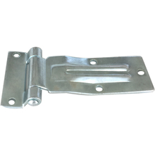 Shipping Container Refrigerated Van truck body side door hinge zinc plated