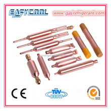 copper refrigeration filter drier for HVAC&R industry